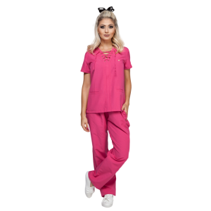 Scrub Angel - Pink - G
