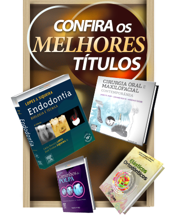Livros de Odontologia